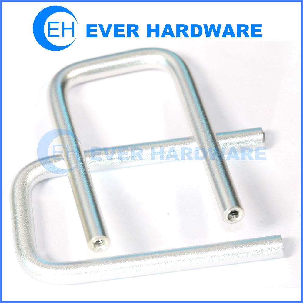 Hook Bolt Aluminum Double Threaded U Shaped Extended Fasteners