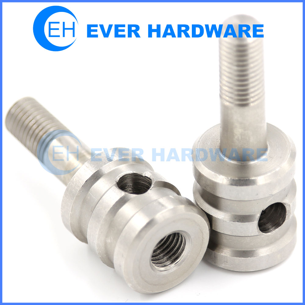 machining parts CNC hardware from ever hardware industrial