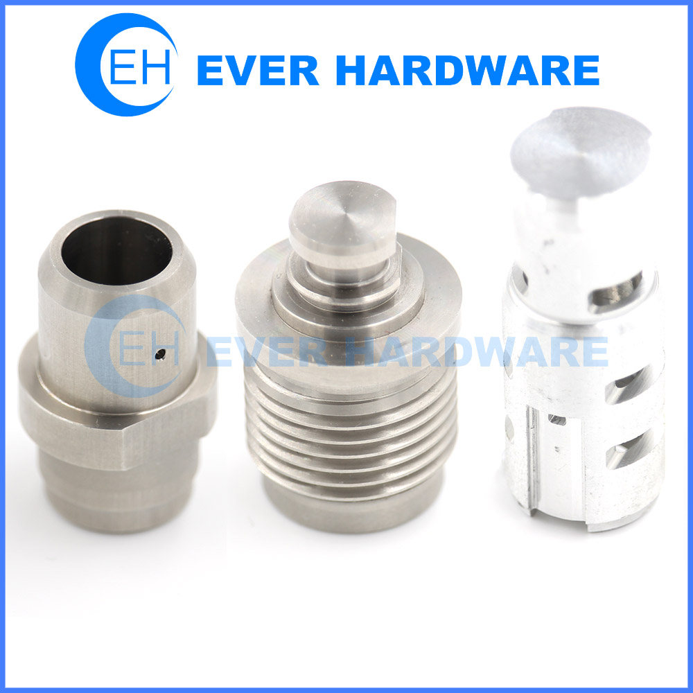 Lathe Products CNC Turning Machining Stainless Aluminum Precision