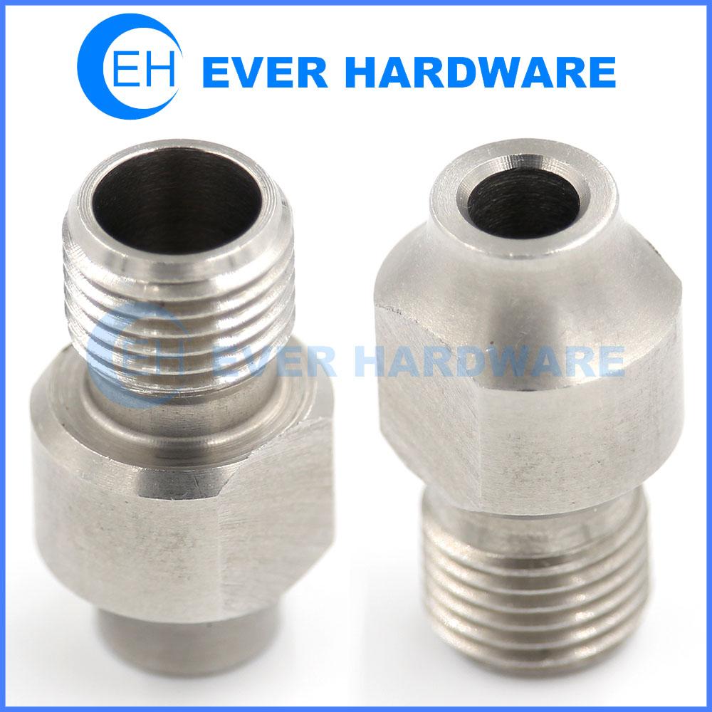 Metal Lathe Components CNC Machined Auto Parts Precision Mechanical