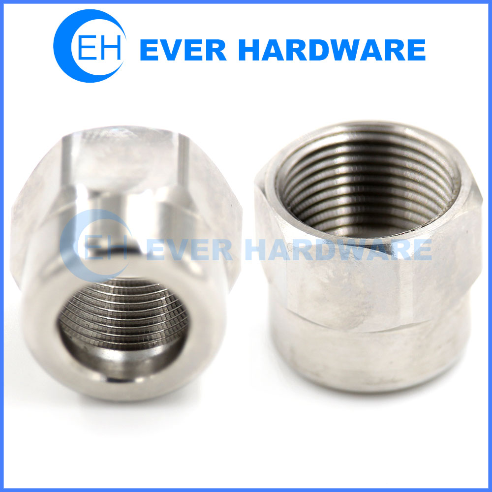 Nut Fastener Custom Non-Standard Reusable Special Joint Strength