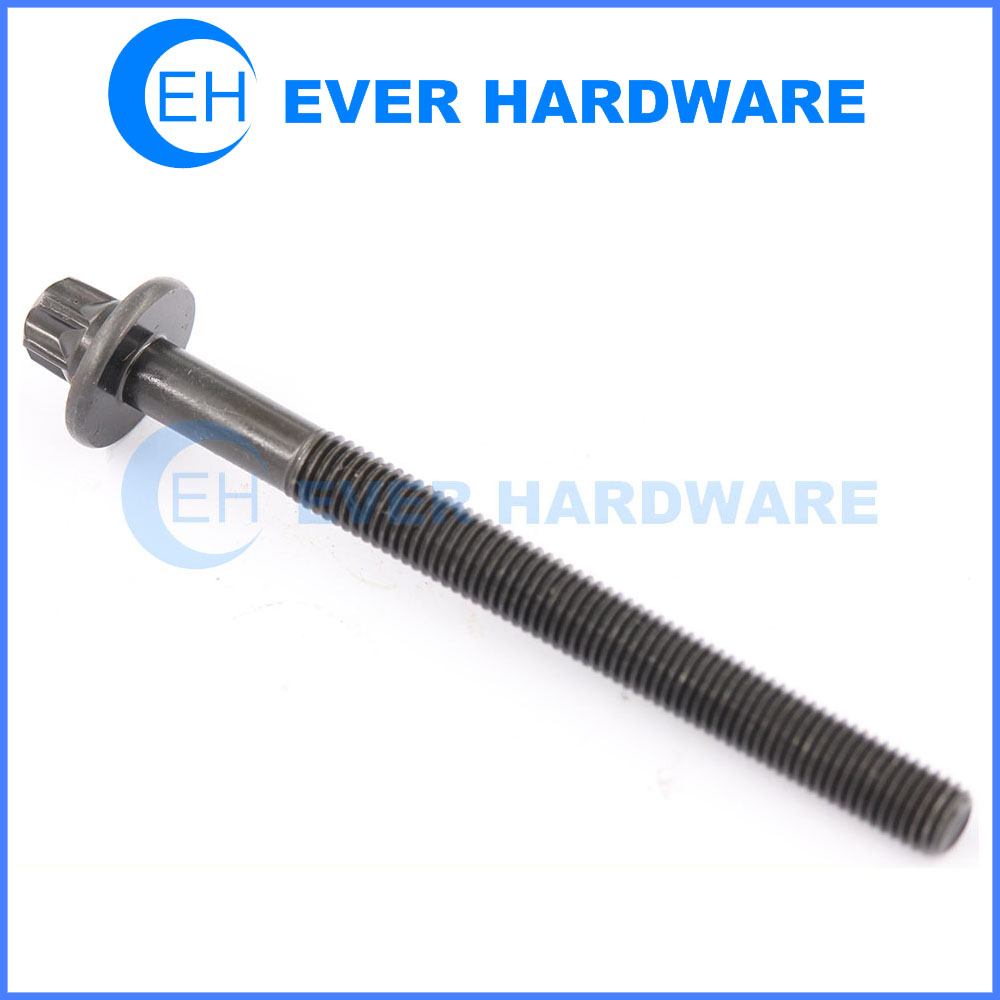 Precision Engine Parts 12 Point Bolting Main Bearing Bolt Locomotive