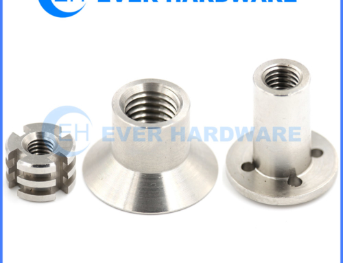 Precision Stainless Fasteners High Grade Fixing Metal Manufacturer