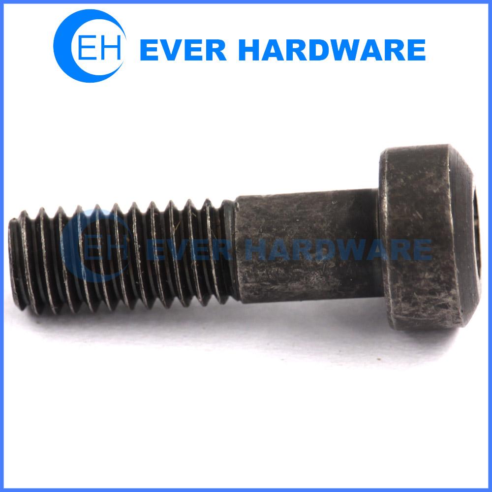 Shank Bolt Narrow Insert Fastener Reduced Fine Pitch Thread Socket