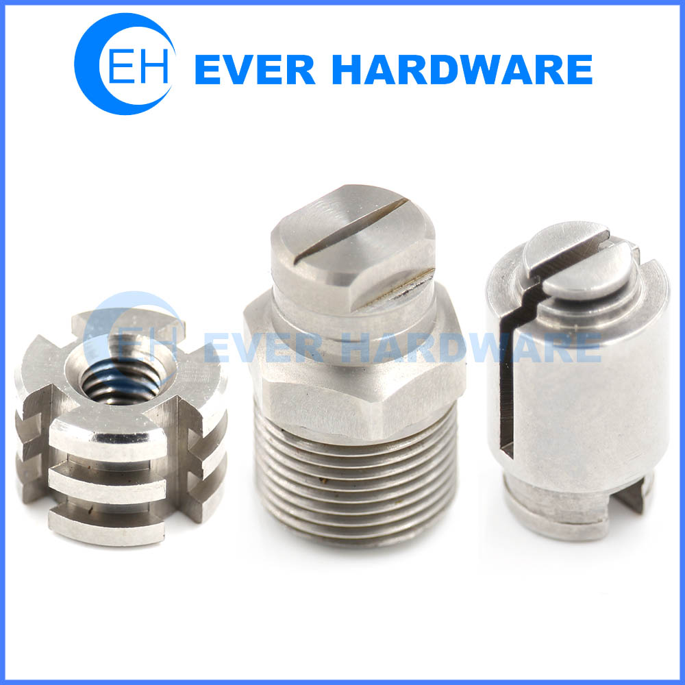 Stainless Nuts And Bolts Precision Specialty Fasteners Hardware