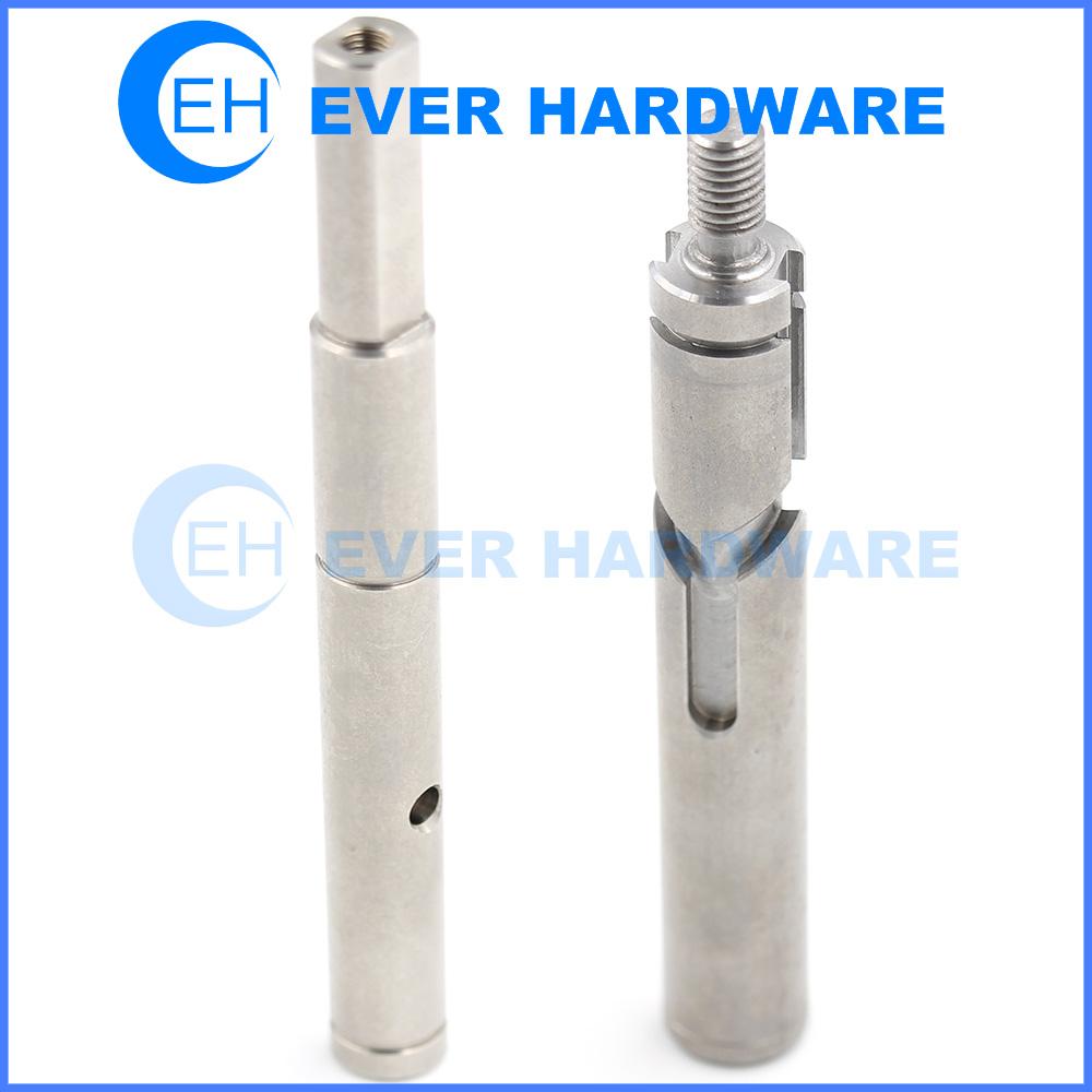 Threaded Dowel Pins External Internal Thread Pull Cylinder Taper
