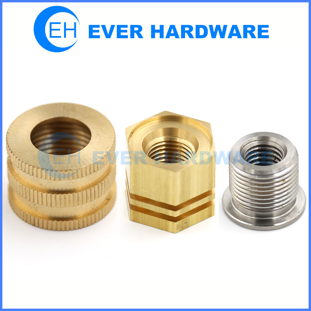 Threaded Fastener Nuts Changeover Production Wire Inserts Coupling