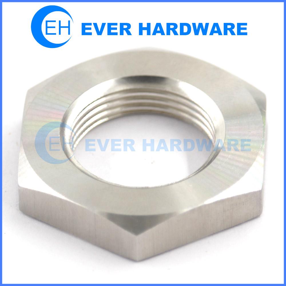 Washing Machine Hub Nut Top Loader Stainless Steel Hex Mounting
