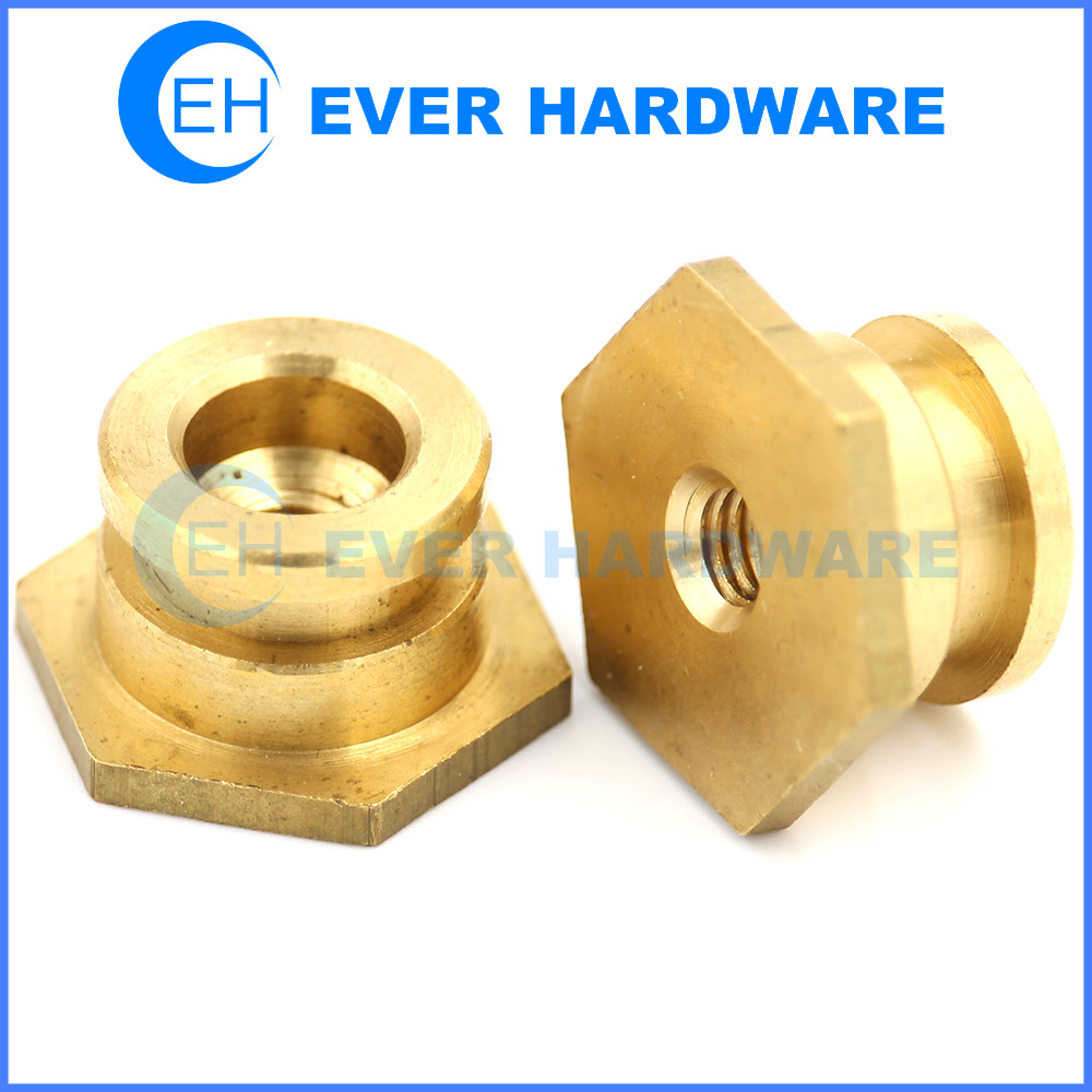 Brass Machined Components Turned Parts Machinery Precision Products