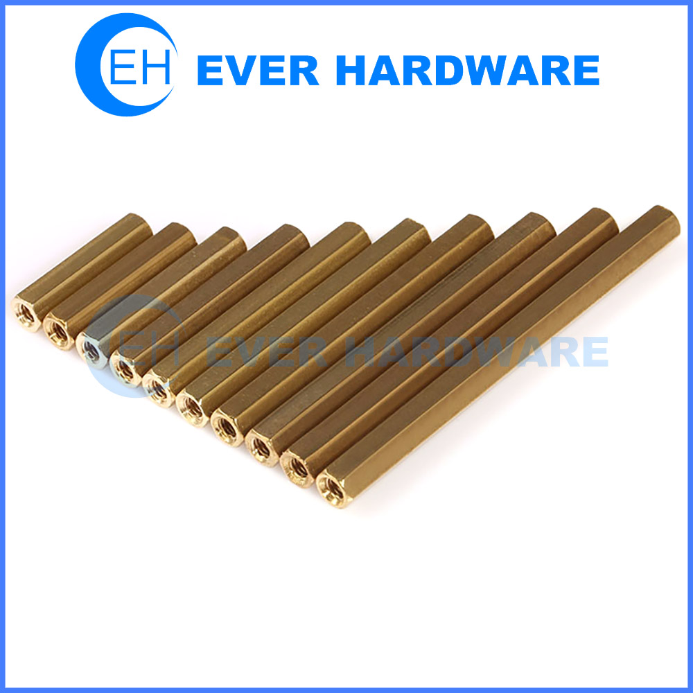 Metal Standoffs And Spacers Female Fasteners Hardware Components