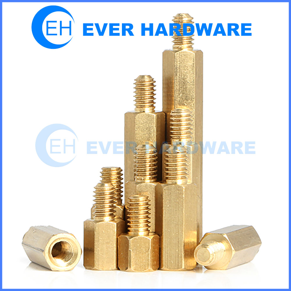 PCB Standoffs Board Supports Hex Spacer PC Fasteners Retaining Screw