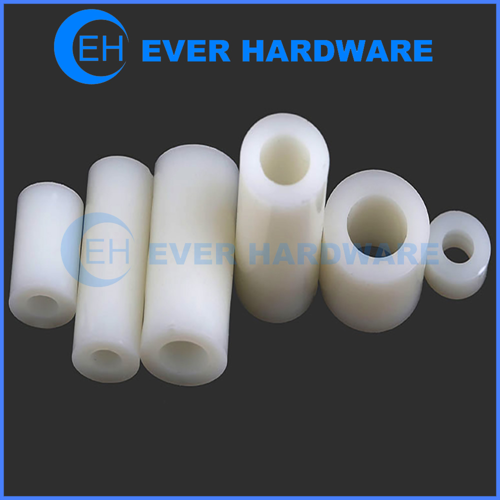 Plastic Screw Spacers PCB Nylon Column Tube LED Panel Supports