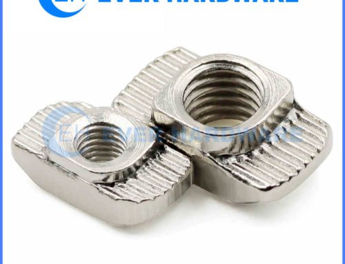T Nut Hardware V-Slot Sliding Hammer Drop-In Connector Steel Stainless