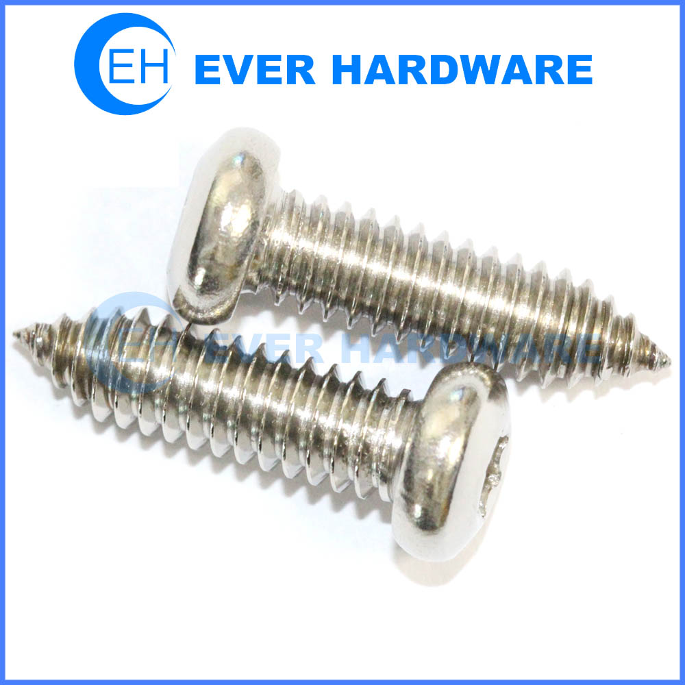 Construction Screws Metal Self-Drilling Collated Pan Torx Head Bolt