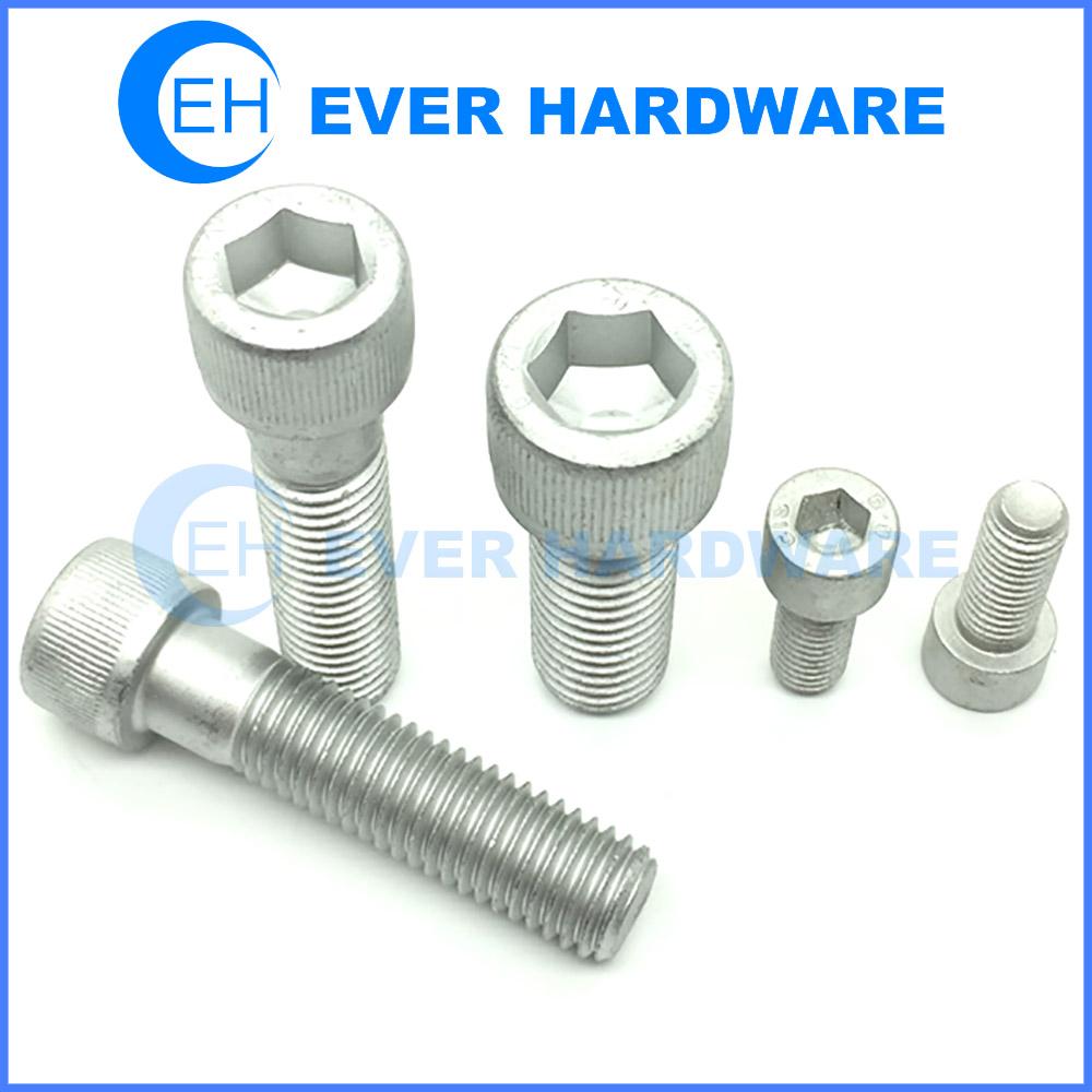 Industrial Bolt Allen Mild Steel UNC Fastener High Tensile Hex Socket