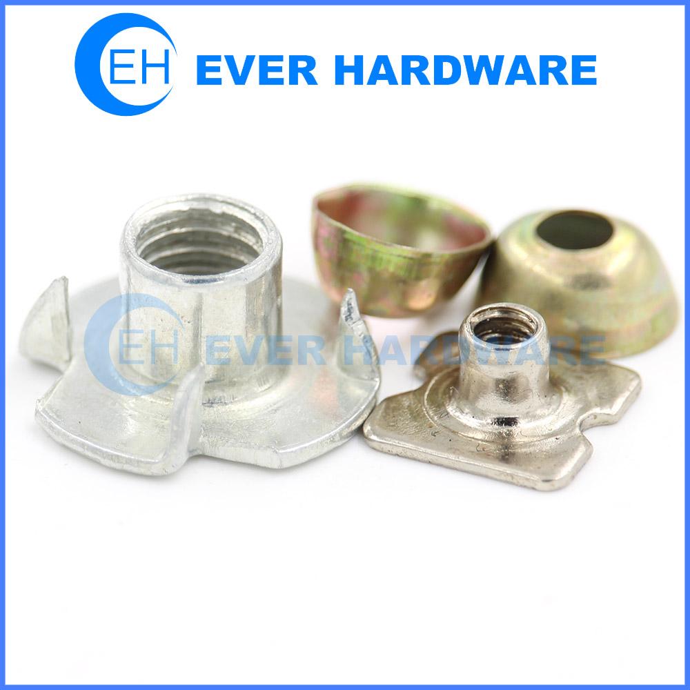 Industrial Nut Custom Special Locking Nuts SS Manufacturer Supplier