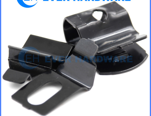Precision Steel Hardware Sheet Metal Plate Clips Stamping Parts