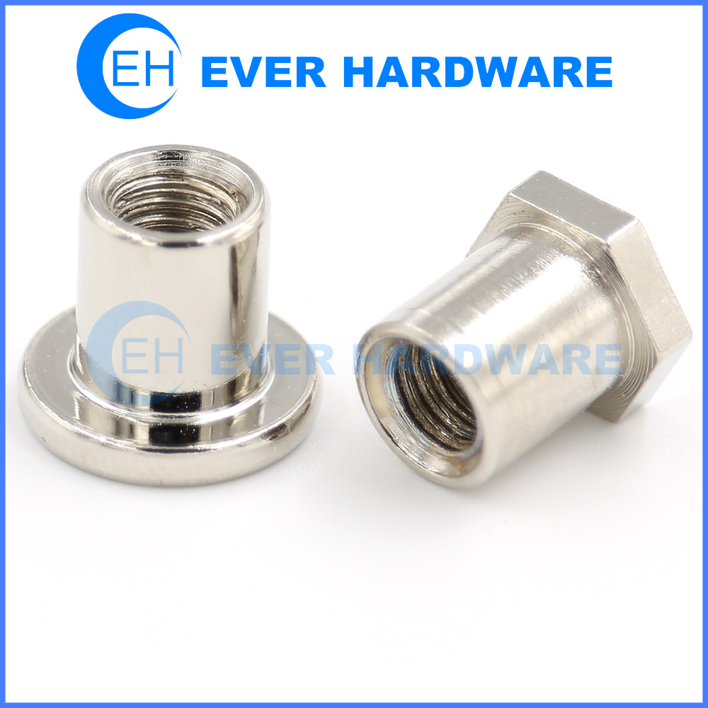 Riv Nut Precision Fasteners Metal Products Inserts Nutsert Rivnuts