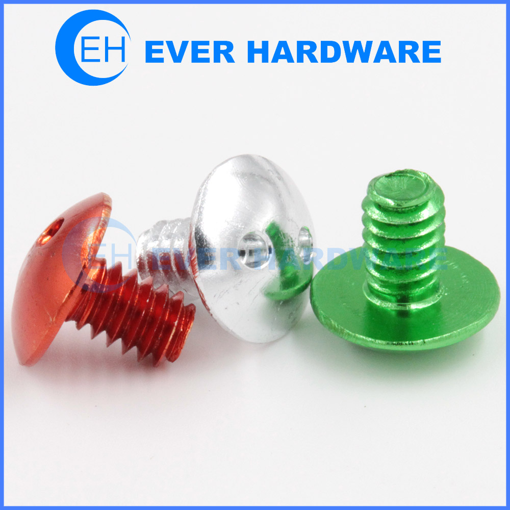 Snake Eye Bolts Pig Nose Screws Security Mushroom Head Manufacturer