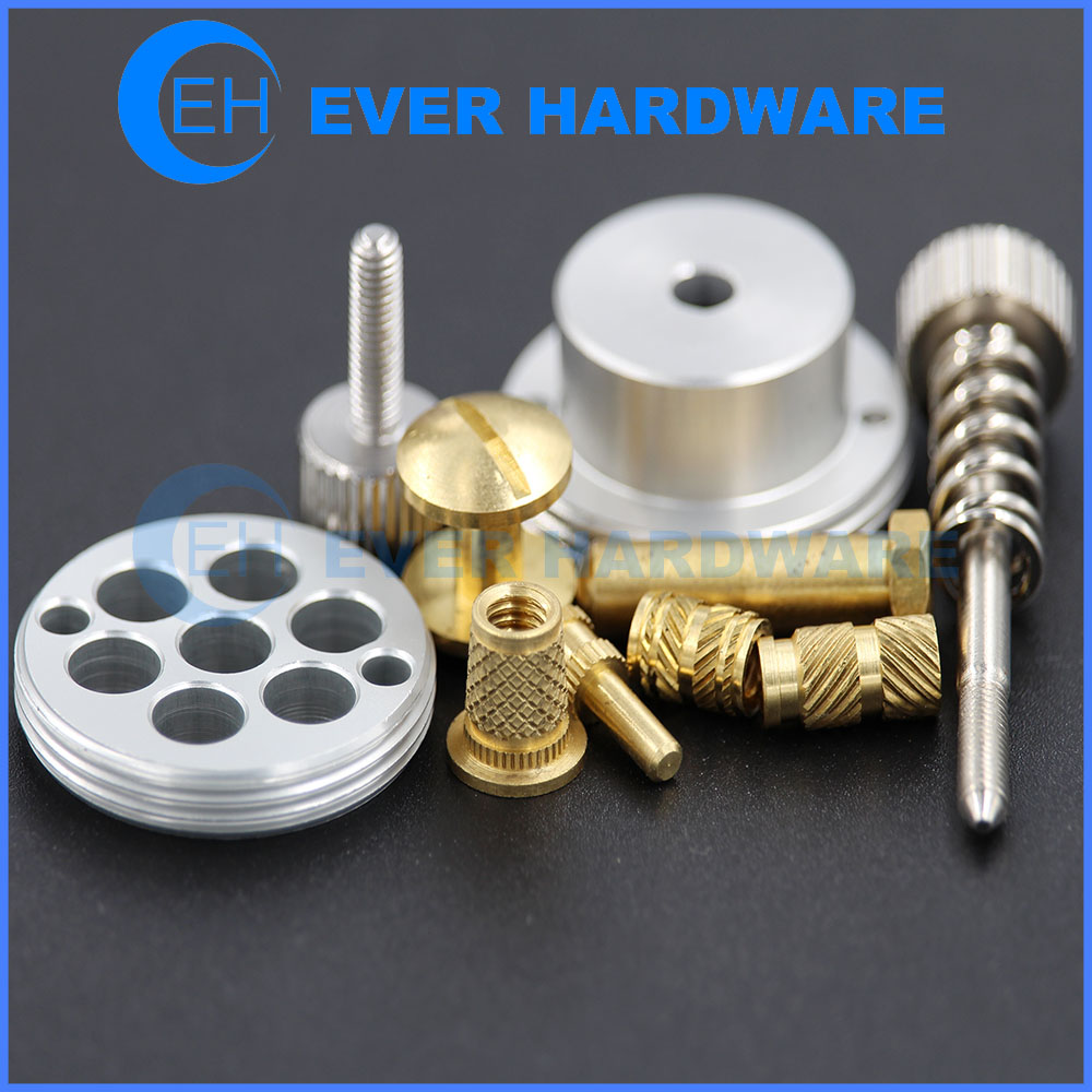 Special Machined Products Precision Screw CNC Machining Parts Custom