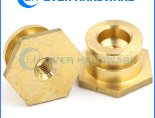 Floating Nut Brass Custom Specialty Fasteners Self Clinching Hardware