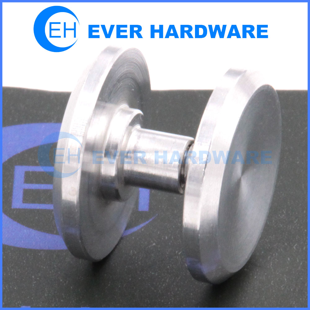 Screws Nut Polished Aluminum Customized Compo Fasteners
