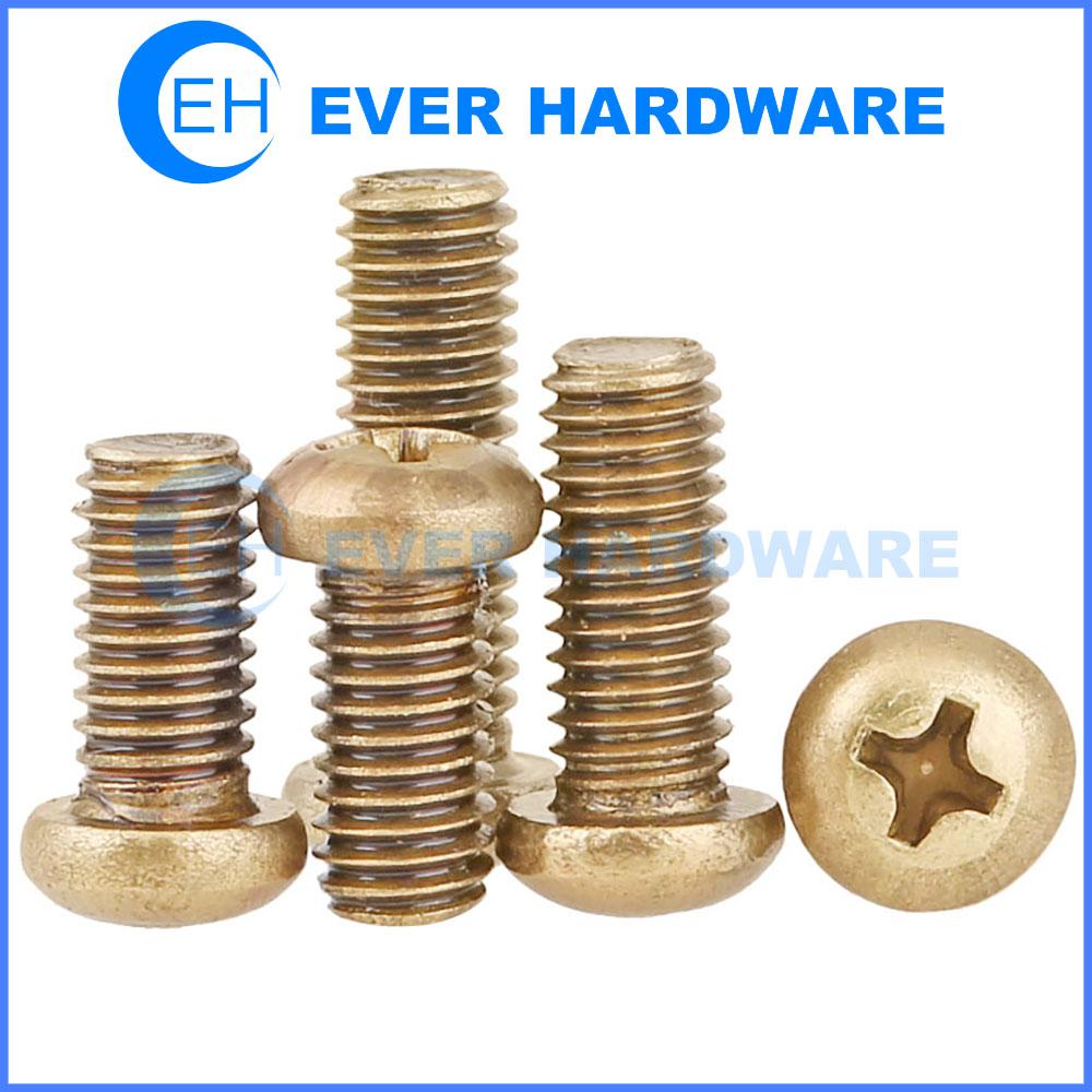 Pan Head Screws DIN 7985 Stainless Steel VA Cross Ph m4 Pan Head