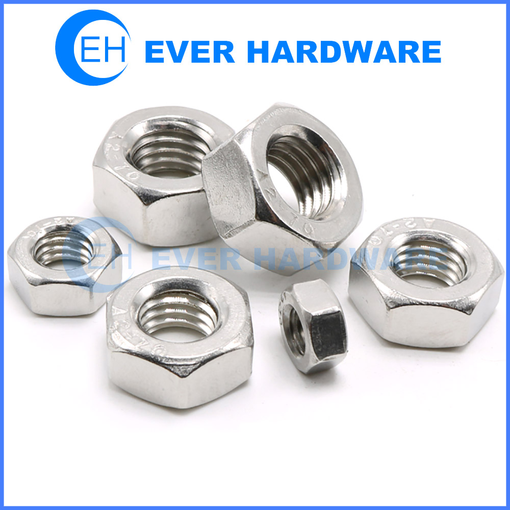 M3 M4 M5 M6 M8 M10 A2 STAINLESS FULLY THREADED BOLT SCREW HEX SET HEXAGON